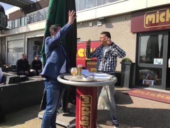 Quest4 discussie opname drone racecricuit Zandvoort