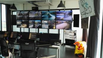 Controle room racecircuit Zandvoort Quest4